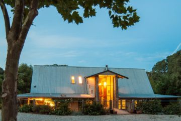 Plane Trees Estate - The Lodge - Entrance